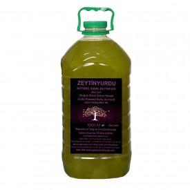 Zeytinyurdu Hafif Lezzet(yumuşak aromalı )Natürel Sızma Zeytinyağı 5 lt