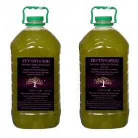 Zeytinyurdu Hafif Lezzet(yumuşak aromalı )Natürel Sızma Zeytinyağı 10 lt